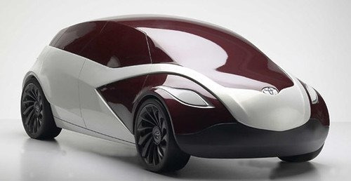 Twenty-fifth futuristic car photo
