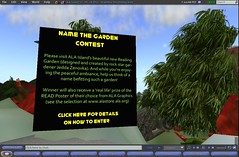 Name the Garden Contest on ALA Island