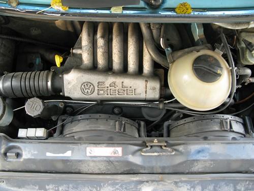 2.4 L Diesel