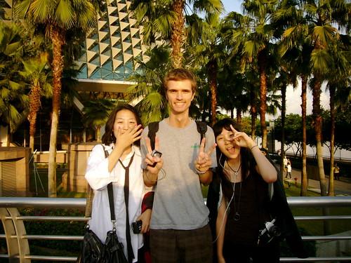 blog voyage travel singapour japonaise groupe sourire