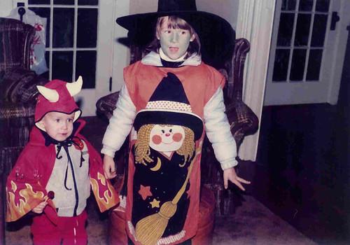 1984 halloween