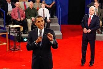 FOF #854 - Round Two, Obama Vs. McCain - 10.08.08