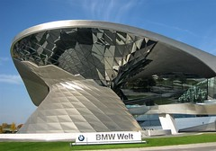 BMW World (werner boehm *) Tags: munich mnchen bayern bavaria bhm bmwwelt flickrdiamond colourartaward wernerboehm