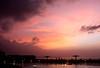 Tramonto a Capo Verde (Luca Morlok) Tags: africa sunset sky cloud pool tramonto nuvole piscina cielo caboverde boavista capoverde ventaglio ventaclub praiadechavez arcipelagodicapoverde