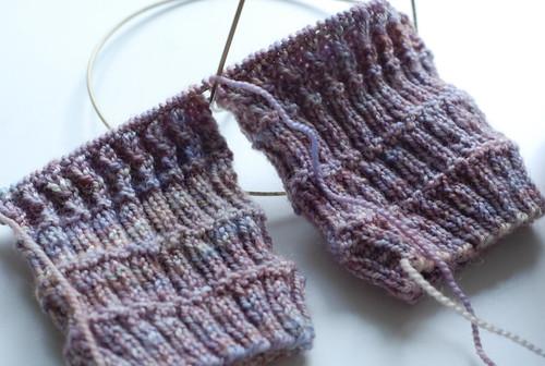 mystery sock I