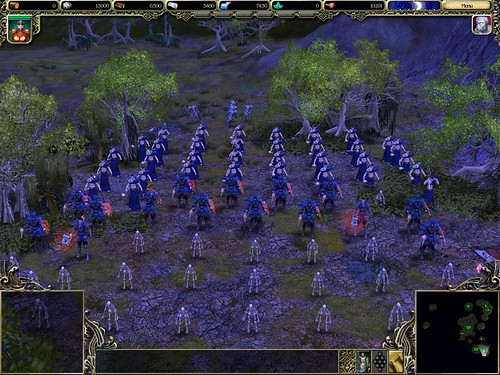 Dark Elf Army