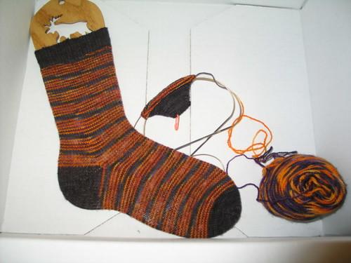 Socktoberfest 2007 sock