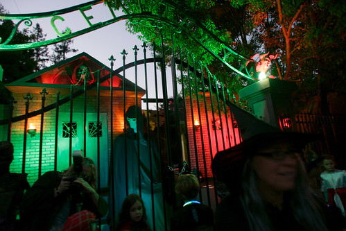 Trick or Treat (David M. Barreda/Mercury News)