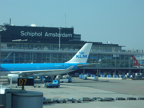 Billetes de avión a Ámsterdam