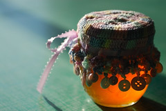 Honung är en naturlig hostmedicin