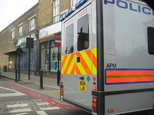 Metropolitan Police - new carriers