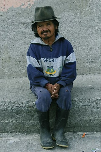 Ecuador-man