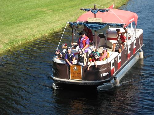 Pirate Cruise at Disney