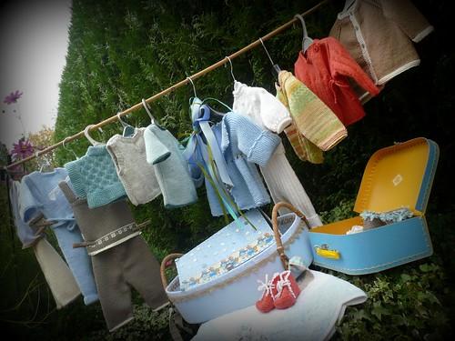 Garde robe bébé par vous