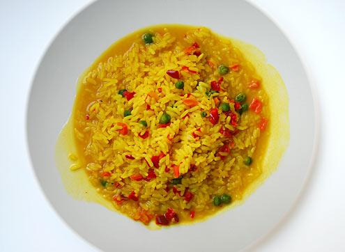 UnSavoury Rice