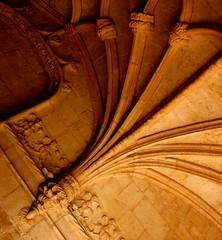 pedra lioz (f-zimba) Tags: portugal lisbon abby pillar decoration fabio monastery pedra lioz zimbalatti