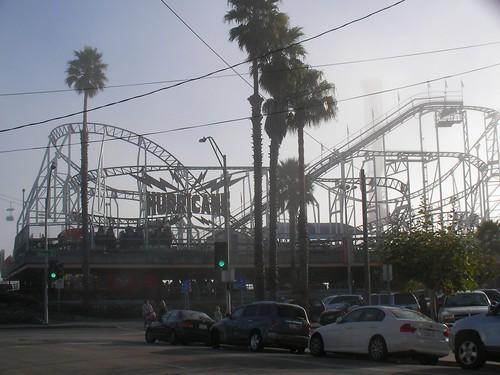 Hurricane Roller Coaster