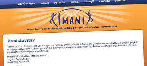 imani website