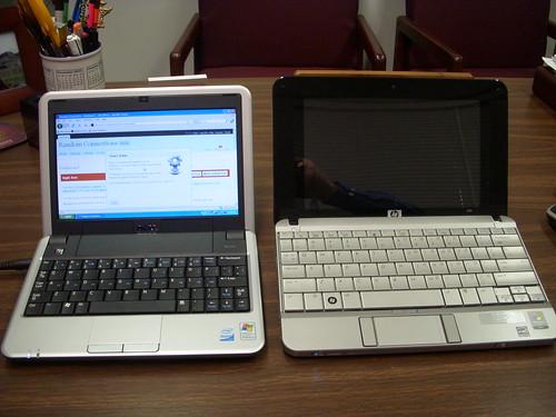 Mini Notebook Comparison