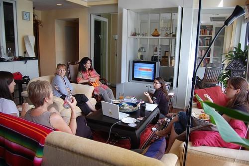 Bangkok K-12 Online Conference LAN Party