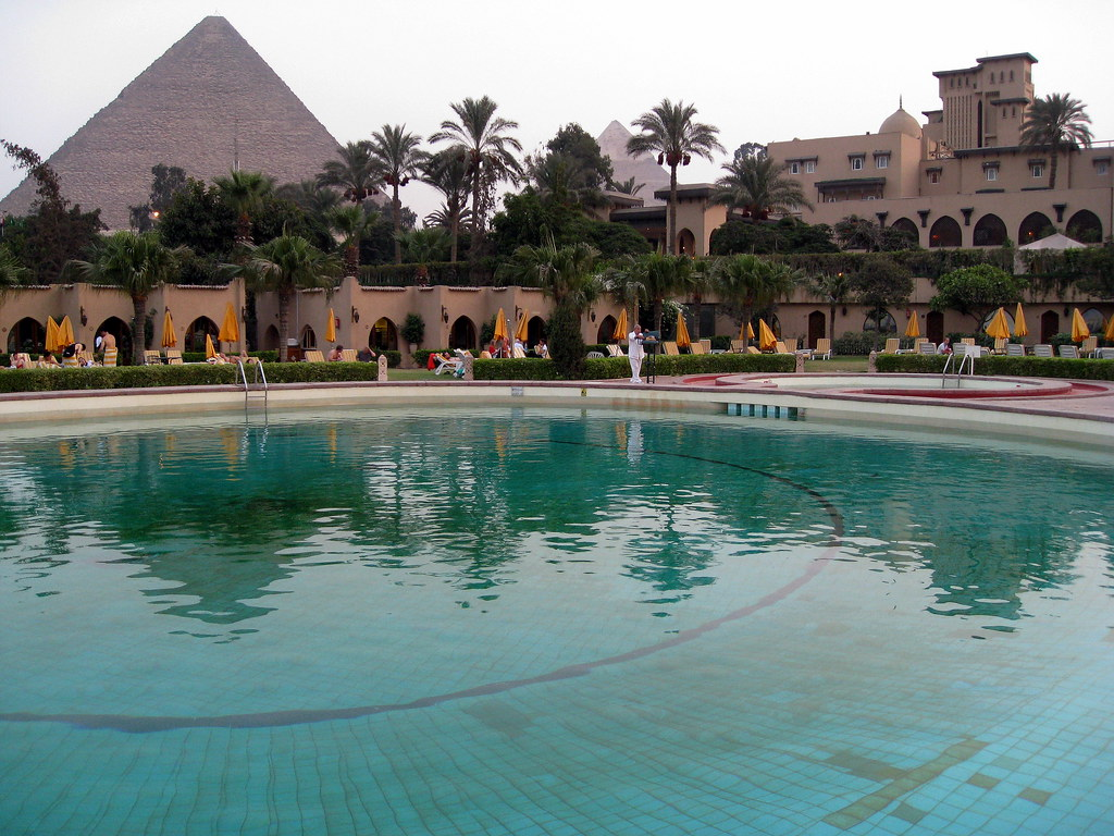 Hotel Mena House Oberoi, Cairo / Lower Egypt