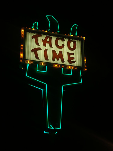TacoTime is an upscale quick service restaurant chain that specializes in freshly prepared, home-style Mexican food.