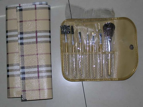Make-up brush set (7pcs)