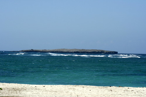flat islet
