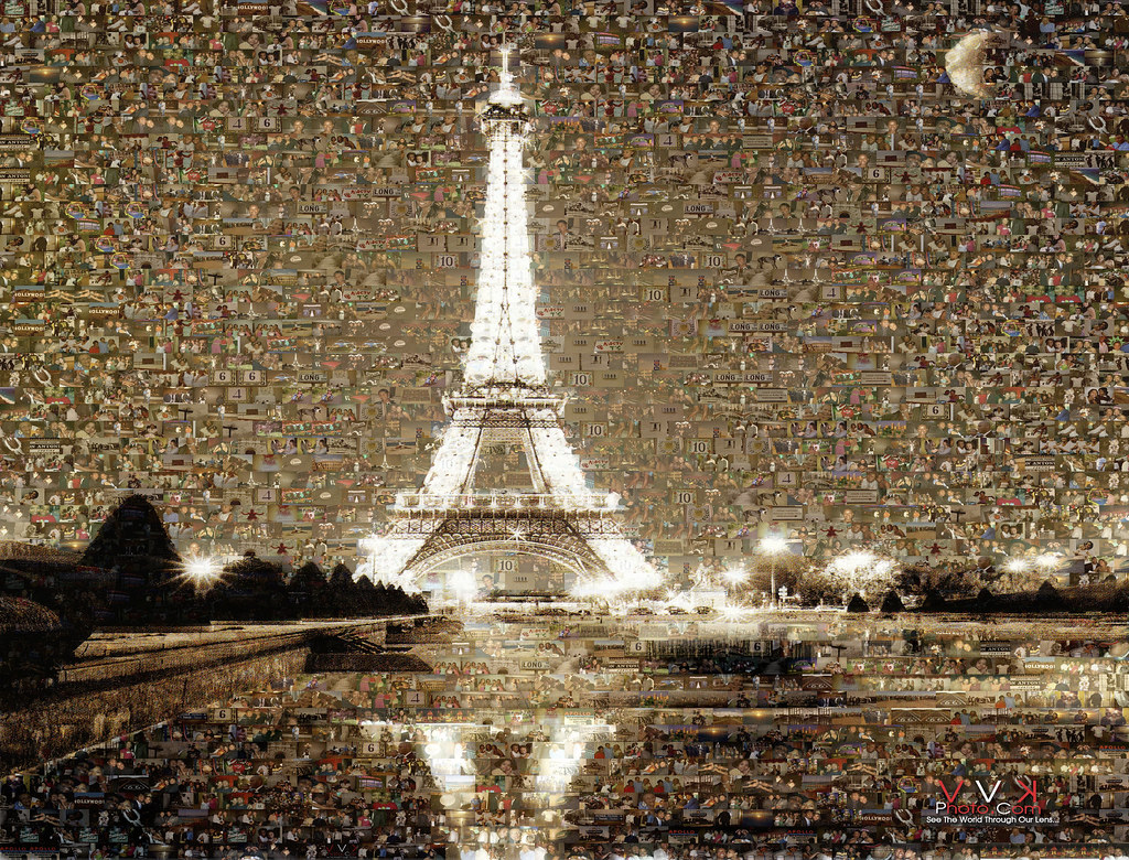 eiffel tower montage Final