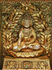 Sanctuaire bouddhiste (musée de Dahlem, Berlin)