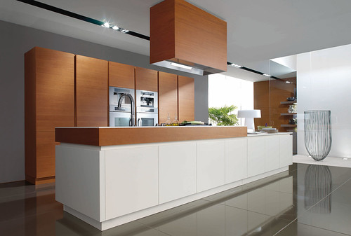 Modern-italian-kitchen-furniture-with-standing-cupboards-island-and-countertop