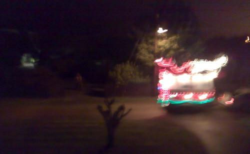 Santa by you.