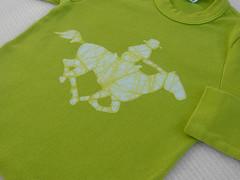 Green Cowboy Tee