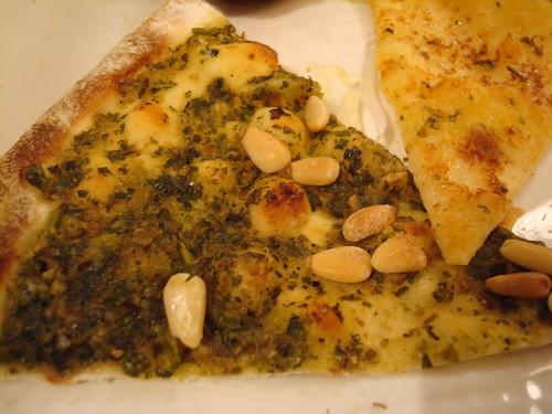義式青醬薄餅