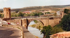 Toledo - Bridge of Alcántara over the Tagus River (mbell1975) Tags: bridge españa puente spain europe bur bridges unesco ponte espana most toledo pont bro brug brücke brig köprü alcántara bouwwerk