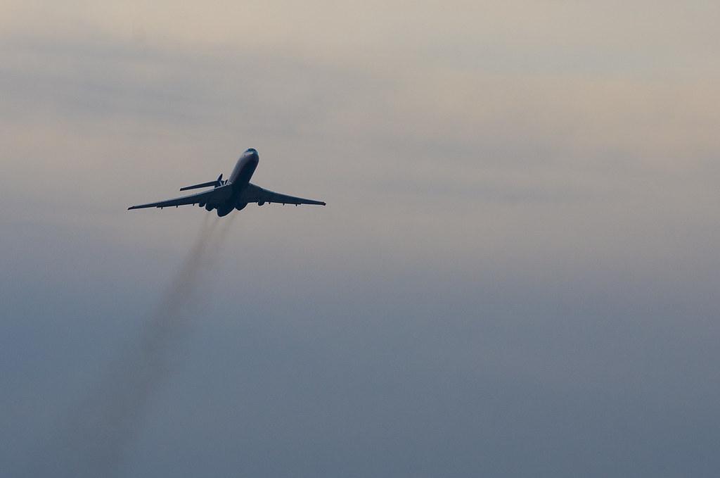 Aeroflot - Russian Airlines RA-85639 Tupolev Tu-154M