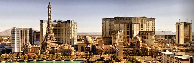 Las Vegas View_Panorama