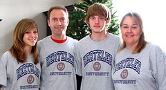 2008-12-25 Christmas Hertzler T-shirts