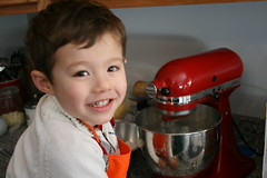 Cooking With Kids: Basic Principles of Safety