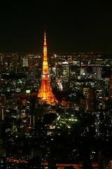 IMGP2730_東京市區的夜景