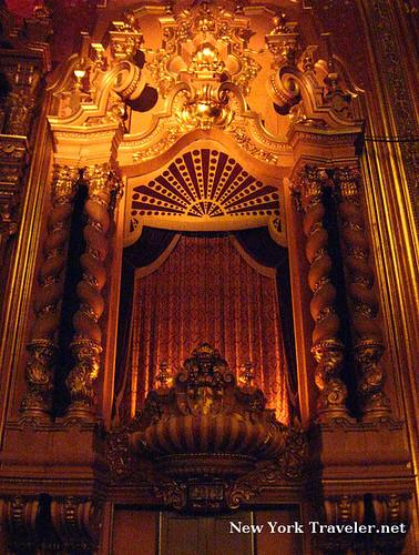Theatre Box Seat