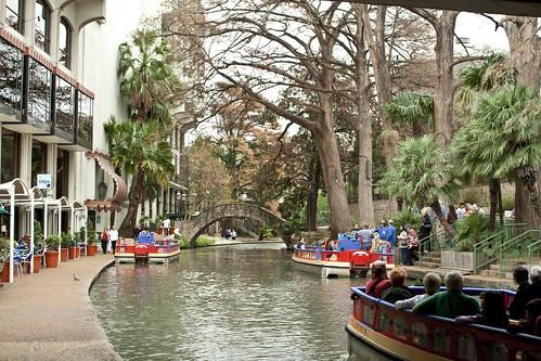 Riverwalk, San Antonio, 2008