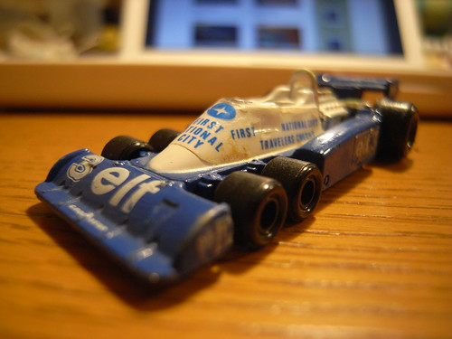 TYRRELL P-34 FORD その2