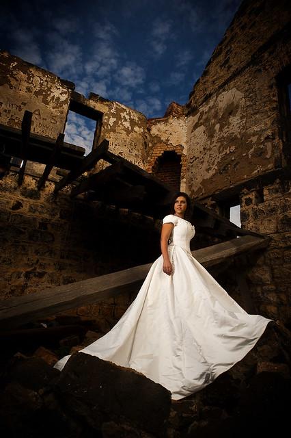 Bride in Ruins