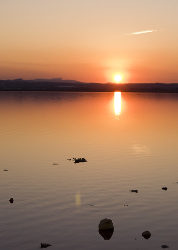 Sunset - Salt Lakes Torrevieja