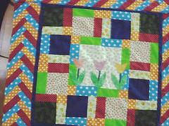065 (super_ziper) Tags: flowers flores diy quilt sewing flor steps craft sew super bolinhas fabric patch dots patchwork tutorial pap maquina tecido ziper costura iniciantes passoapasso façavocêmesmo superziper divania