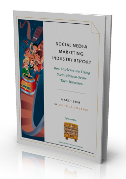 Social Media Marketing Survey Results - Free Report
