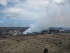 Kilauea activity