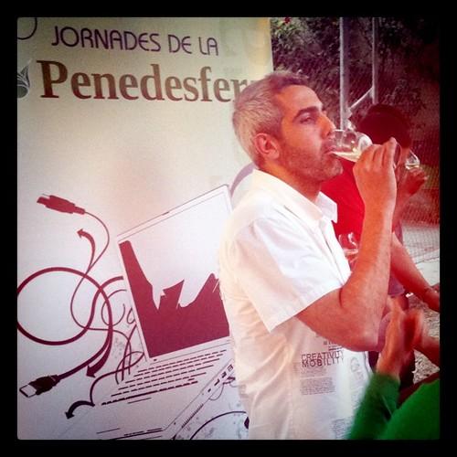 Tastant Vins&Blogs de la #Penedesfera