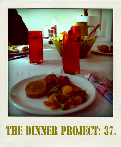 the dinner project: kw 21
